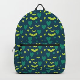 Hearts Repeated Pattern 095#001 Backpack