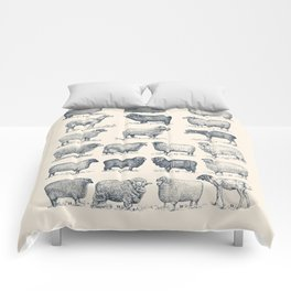 Types of Sheep Comforters