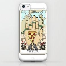 PIZZA READING iPhone 5c Slim Case