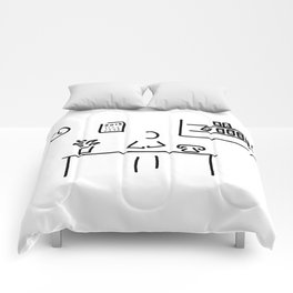administration office Comforters