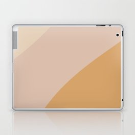 Warm Neutral Color Wave Laptop & iPad Skin