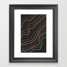Don`t move IV Framed Art Print
