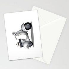 My faith, my voice, vespa my choice ! Stationery Cards