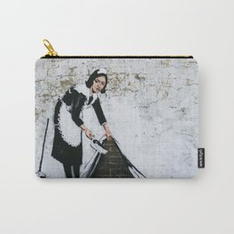 Banksy, Dirty Carry-All Pouch