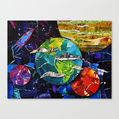Gimme Some Space! Canvas Print