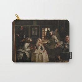 Las Meninas -  Diego Velázquez Carry-All Pouch