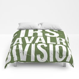 First Cavalry Comforters