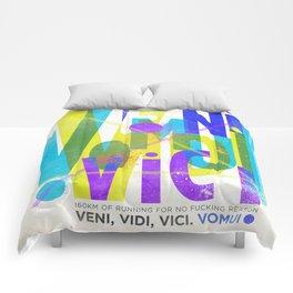 Veni, Vidi, Vici. Vomui. #2 Comforters