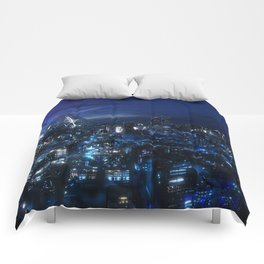 Guilty Crown Anime Comforters
