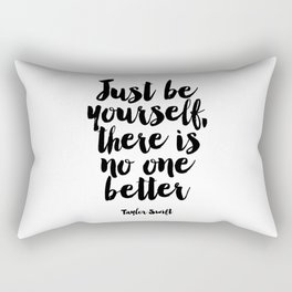 wall art Quote,Swift Quote,Typography Print,Pardon My French,Inspirational Quote,Wall Art,Girls Room Rectangular Pillow