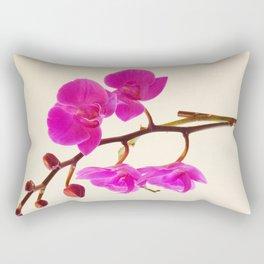 Orchid 3 Rectangular Pillow
