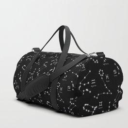 Zodiac Constellations Duffle Bag