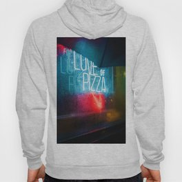 Love of Pizza (Color) Hoody