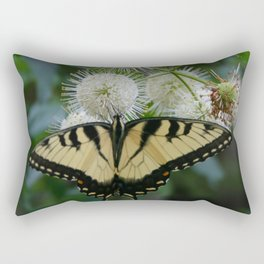 Open Your Wings Rectangular Pillow