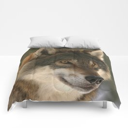 Lone Wolf Comforters