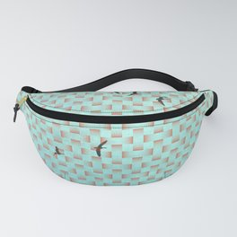 GEESE FLYING PATTERN Fanny Pack