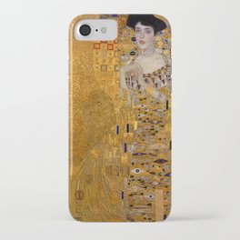 THE LADY IN GOLD - GUSTAV KLIMT iPhone Case