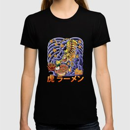 Tiger Ramen T-shirt