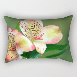 Beautiful Lillies Rectangular Pillow