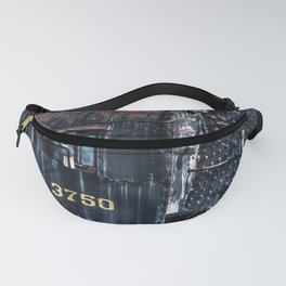Train Cabin Fanny Pack