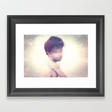 Explicit - Nostalgia Framed Art Print