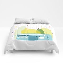 architecture - walter gropius Comforters