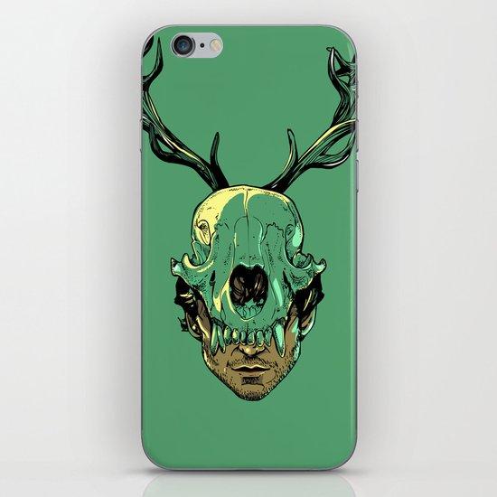 Shiizakana iPhone & iPod Skin