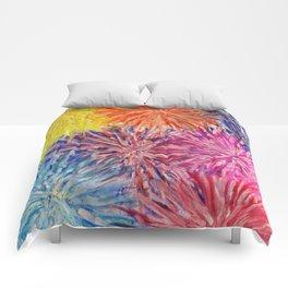 FIREWORK - D4 Comforters