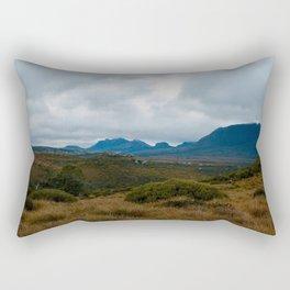 Button Grass Rectangular Pillow