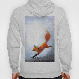 Jumping fox Hoody