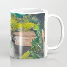 Golden Girls,Each View is an Postcard.... Coffee Mug