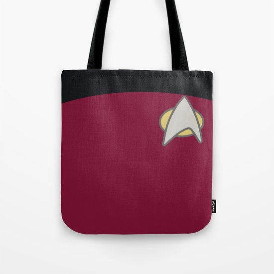 Star Trek: The Next Generation Tote Bag