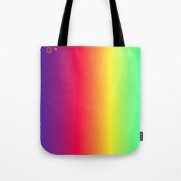 rainbow abstract Tote Bag