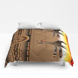 War Horse Comforters