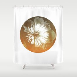 peony III Shower Curtain