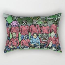 Croydon Wanderers Urban Fantasy Rectangular Pillow
