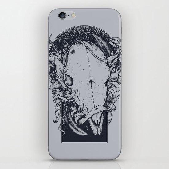 Mind the night iPhone & iPod Skin