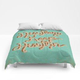 Hustlers Keep Comforters
