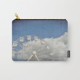 Antique Ferris Wheel Carry-All Pouch