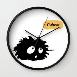 Sixtine is coming Wall Clock
