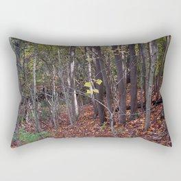Painted Paradise Rectangular Pillow