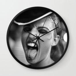 Lingua Wall Clock