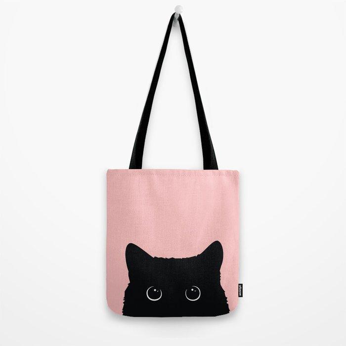 Black Cat Umhängetasche