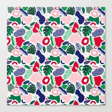 Tropicalia Canvas Print