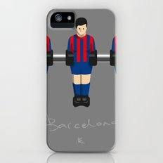 table football - Barcelona Slim Case iPhone (5, 5s)