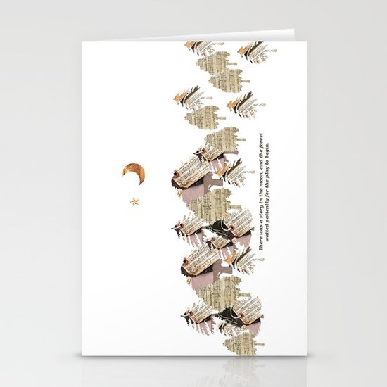 Little Women Inspired Stationery Cards