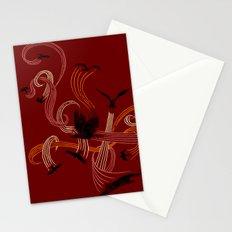 Holding Pattern Stationery Cards