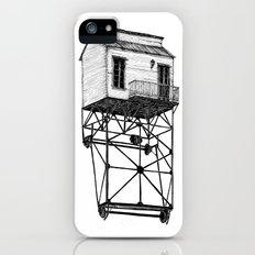 Isolated iPhone (5, 5s) Slim Case