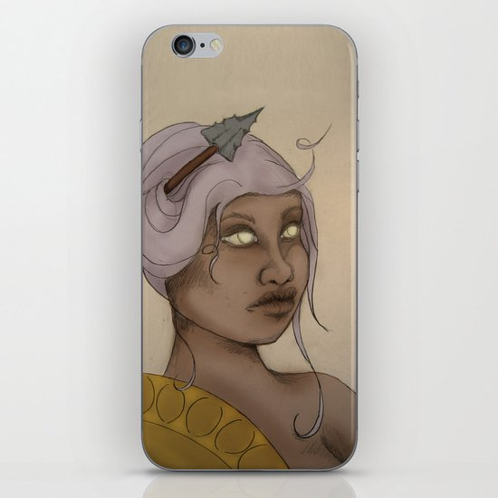 Primal Athena  iPhone & iPod Skin
