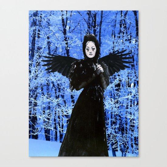 Nevermore - Edgar Allan Poe Canvas Print